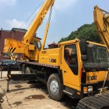 Used Truck Crane XCMG QY25K/25T For Sale