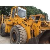Used Payloader Wheel Loader TCM 75B For Sale