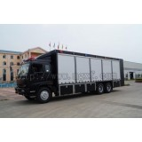 Heavy Duty Riot Control Equipments Transportation Vehicle