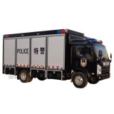Light Duty Riot Control Equipments Transportation Vehicle