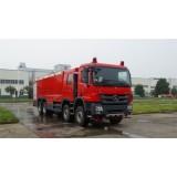 18,000L Heavy Duty Foam Tanker Fire Truck