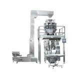 Automatic Snacks Potato Chips Nitrogen Filling Packing Machine