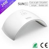China Quick Dry UV Gel Nail Lamp Sun 9c Nail Curing Machine Factory