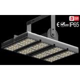 New Modular Black LED Flood Light With 5 Years Warranty