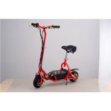 300watts Folding Kids Electric Scooters With 24v Lithium Battery And Disc Brakes