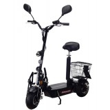 800watts 36v Eec Folding Electric Scooters For Adults Street Legal Use