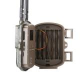 BL480L-P 52pcs Black IR LEDs 4G LTE Best Hunting Trail Cameras Mushroom GPS Antenna 4G Network Fores