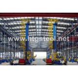Professional Welded Steel Construction Structures Exporting To African
