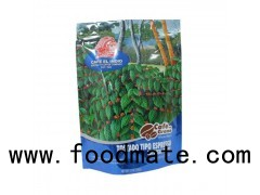 Plastic Cafe Packaging Pouches & Tea Packaging Bags