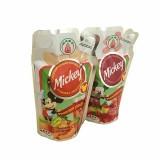 Fruit Juice Liquid Drink Plastic Packaging Bags