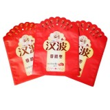 Resealabe Natural Fresh Fruit Food Products Plastic Packaging Bags