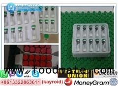 Octreotide Acetate Sterile API Powder Form Peptide Hormone Sandostatin Treatment