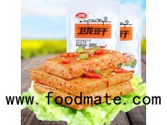 Chinese weilong Dried tofu(250g*2)卫龙