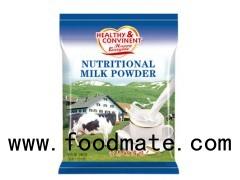 Nutritional Milk Powder with original flavor
