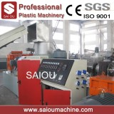 PP PE Flakes Stable Temperature Control Double Stage PP PE Flakes Pelletizing Granulation Machine Wi