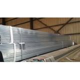 Pre Galvanized Steel Rectangular Steel Pipe & Tube For Construction