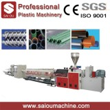 High Speed and Stable PVC Pipe Production Extrusion Line Making Machine
