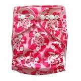 Print Color Newborn Baby Cloth Diaper Nappies Adjustable Washable Cloth Diaper