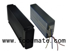 Mass Production Lithium Ion Electric Bicycle Battery 24 Volt (25.9V )13Ah With BMS And Charger