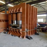 Rubber and Ceramic Frame Hydraulic Press