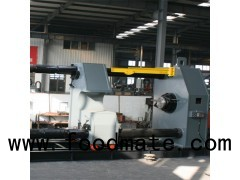 Large-scale Disassembly and Assembly of Train Wheel Horizontal Hydraulic Press