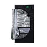 Green Fllm Complete 100% Top Friendly PEVA Indoor Hydroponic Grow Tent With 210D Fabric/mylar/steel/