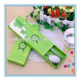 China High Quality Paper Tableware Packaging Box Made In Qingdao