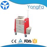Hospital Emergency Trolley Equipment