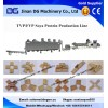 High moisture soyabean protein meat analog food making machine processing line
