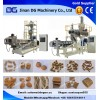 High protein fibre protein fiber meat fibrated soy meat extruder machinery production plant
