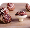 Xiaolian Traditional Chinese Snack Food Dim Sum Mushroom Shape Bun Walnut Shape Bun