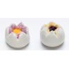 Xiaolian Traditional Chinese Frozen Snack Food Frozen Dim Sum Lotus Shape Bun Golden / Purple Paste