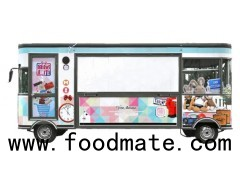 Mobile Grocery Truck_Cheap Food Cart Franchise