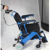 Multifunctional Nursing Electric Wheelchair