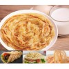 Xiaolian Factory Traditional Chinese Frozen Snack Food Dim Sum Paratha Hand Grasp Pancake Dim Sum