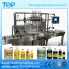 2017 Automatic Cooking Edible Olive Sunflower Oil Filling Machine Manufacture