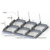 T-Grid FFU Ceiling System