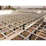 Raised Tile Adjustable Pods Paving Tile Plots HIGH MB-T4 (600-900mm)