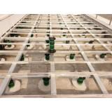 Wood Tile Deck Support Pedestal IPE Tile Support Wooden Tile Terrace Pedestal MB-T0-B(28-42mm)