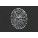 35 Inch 220v 3pcs Leaf Permanent Magnet DC Brushless Big Air Volume Oscillating Household Fan