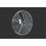 35 Inch 220v 3pcs Leaf Permanent Magnet DC Brushless Big Air Volume Wall-mount Home Kitchen Fan