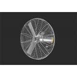 Low Cost Big Air Volume Cooling Wall-mount Home Kitchen Fan
