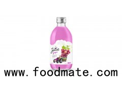 Fruit Grape Juice Private Label Brand Glass 320ml (https://rita.com.vn)
