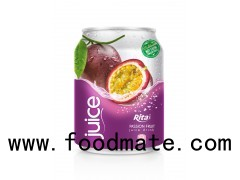 Manufacturers Beverage Passion Fruit Juice Viet Nam (https://ritadrinks.asia)