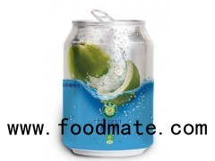 Organic 250ml Alu Can Coconut Water (https://ritadrinks.asia)