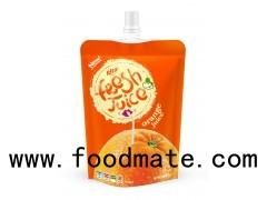 High Quality Orange Juice 300ml In Bag (https://ritadrinks.asia)