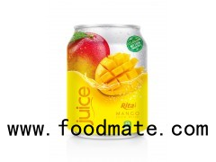 250ml Short Alu Mango Juice Drink (https://ritadrinks.asia)
