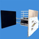 Forklift Attachment Carton Clamps Box Handling Clamps Sideshifting Operation Box Clamp Attachment