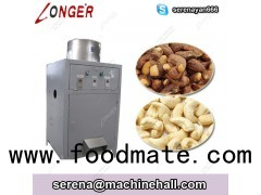 Cashew Nut Peeling Machine|Cashew Nuts Skin Removing Machine