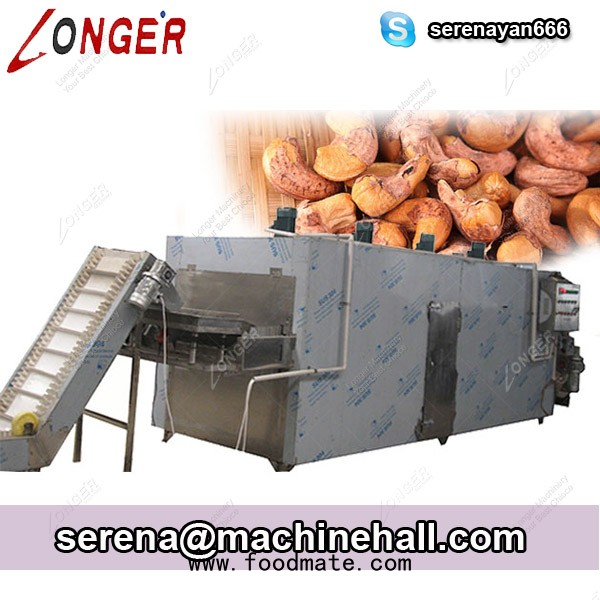 Cashew Nut Roasting Machine